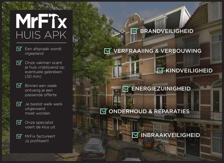 Huis-APK / Home check