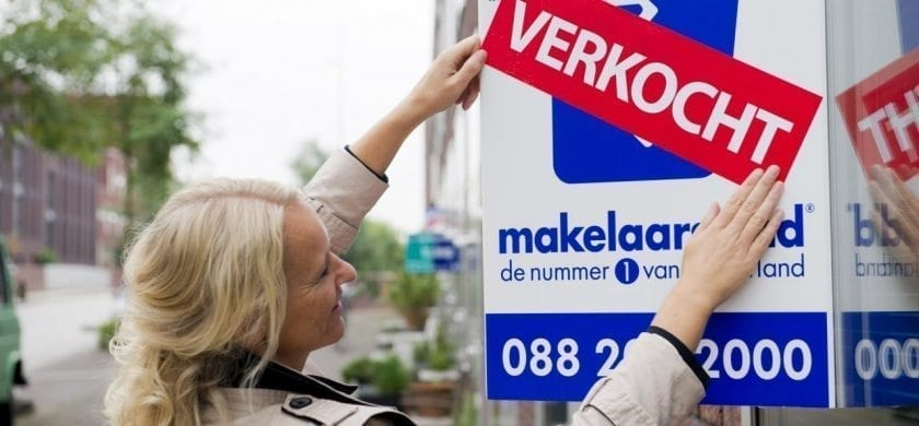 Dutch housing market performs excellent