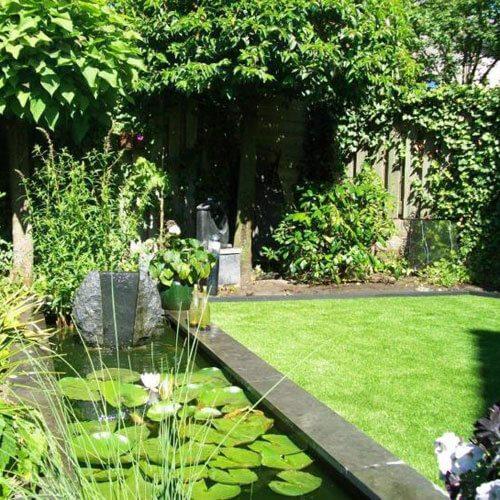 Hovenier tarief / Gardener rate