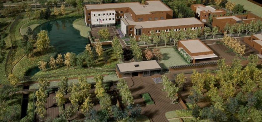 Alleged labour issues in construction of US embassy in Wassenaar