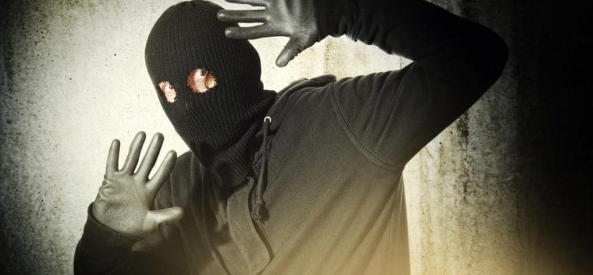 Make sure your home is burglar proof