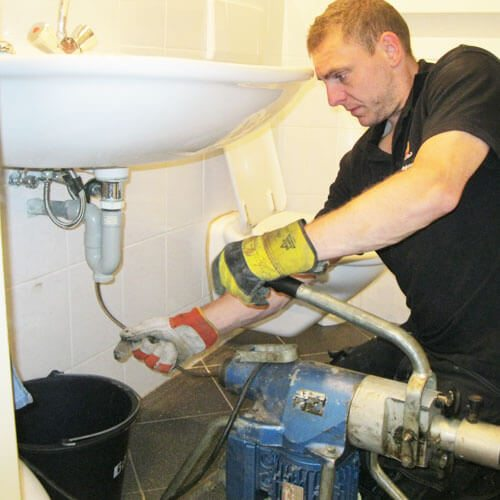In urgent need of a plumber?