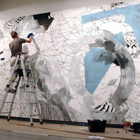 decoratief binnenschilderwerk - tarief