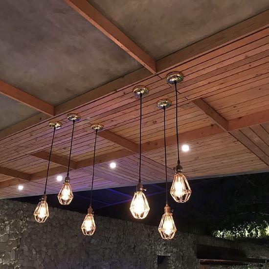 lamp ophangen - garantie