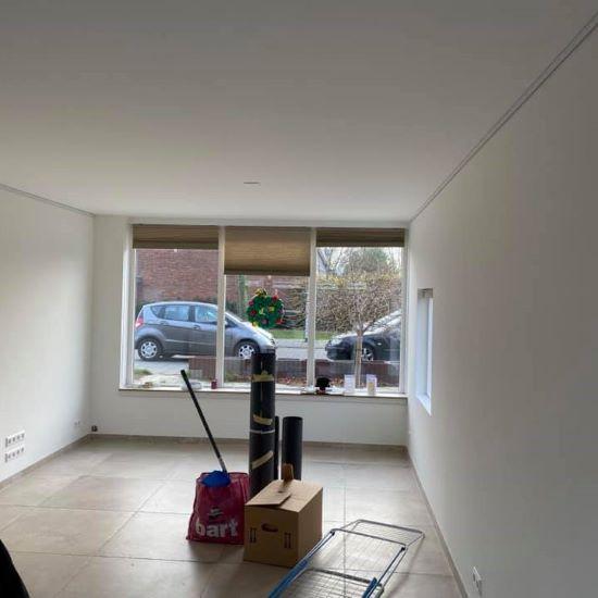 muren schilderen - tarief
