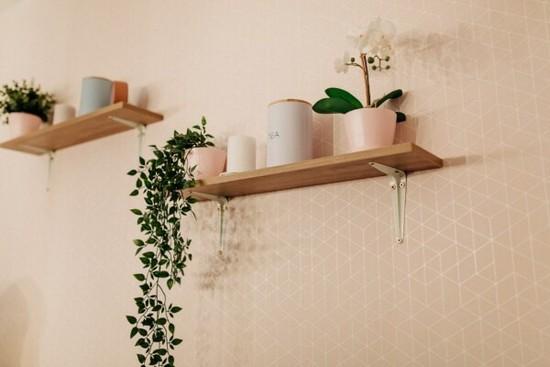 plank ophangen