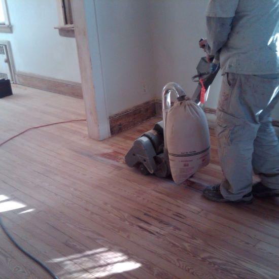 vloer onderhouden - garantie