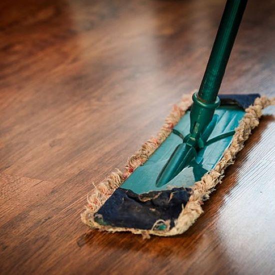 vloer onderhouden - tarief