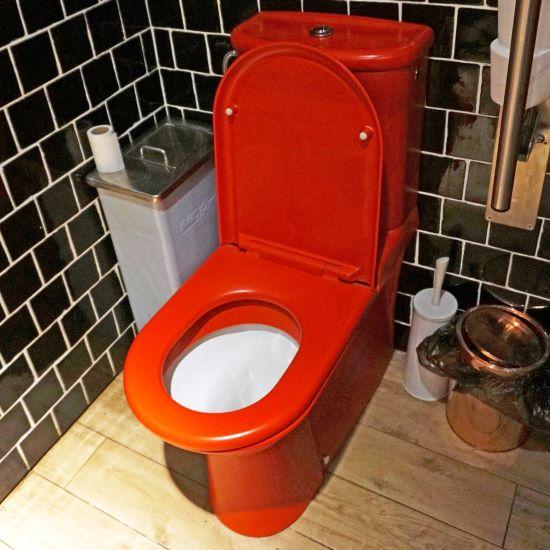 WC-bril - tarief