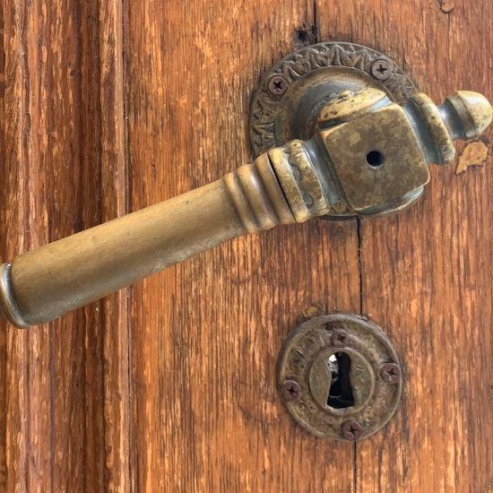 deurklink monteren - garantie