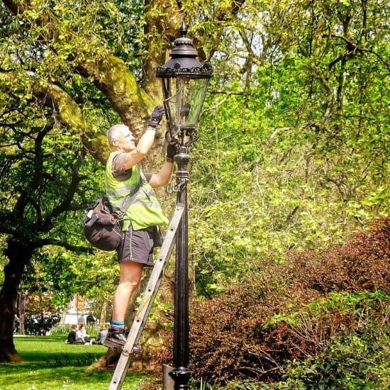 lamp repareren - garantie