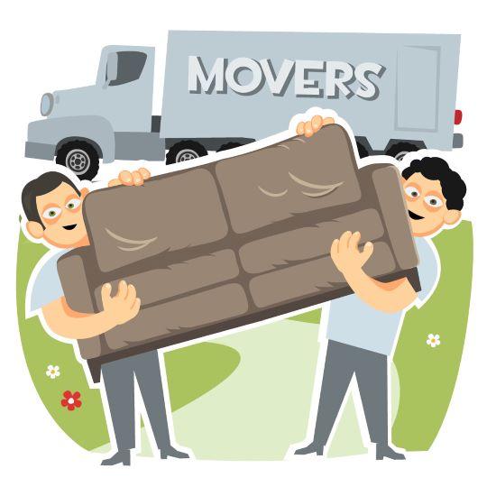 meubel verplaatsen - tarief