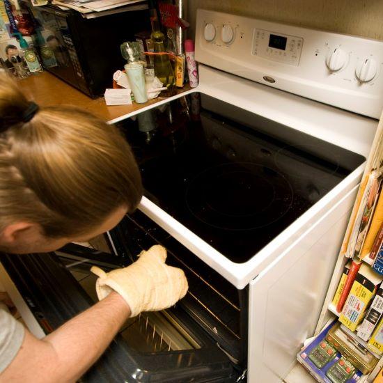oven repareren - tarief