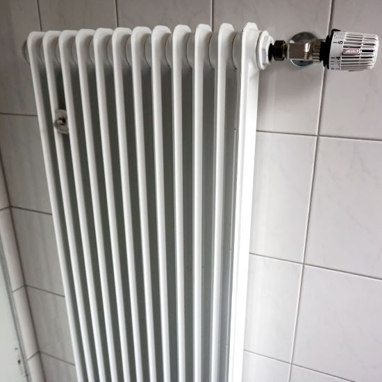 radiator verplaatsen - garantie