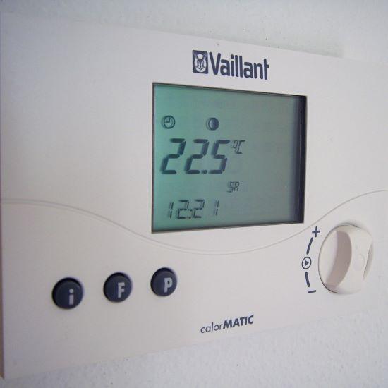 thermostaat plaatsen - tarief