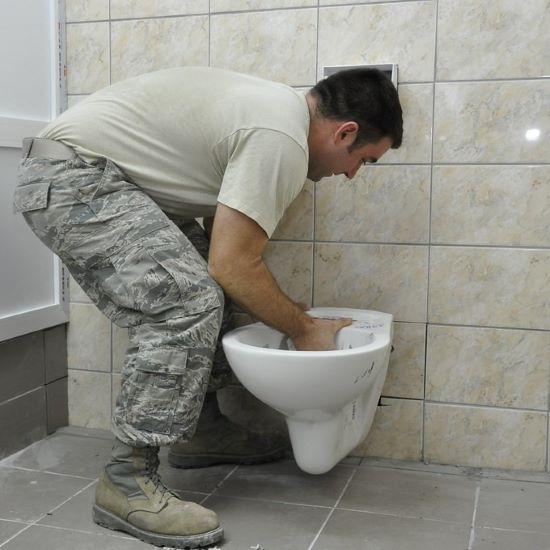 toilet renovatie - garantie