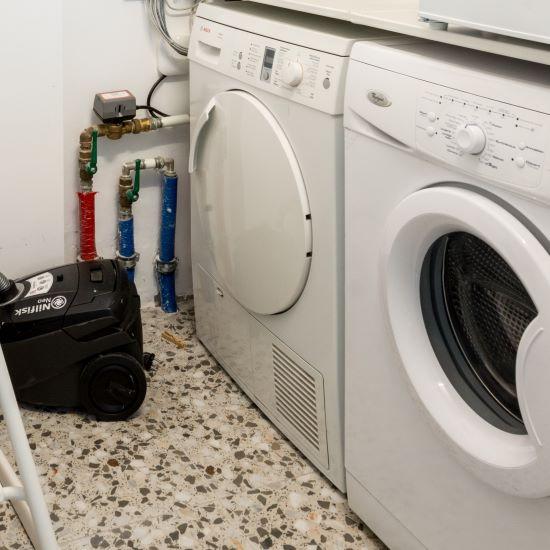 wasmachine installeren - garantie