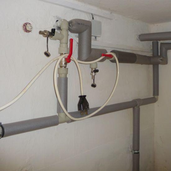 waterleiding verleggen - garantie
