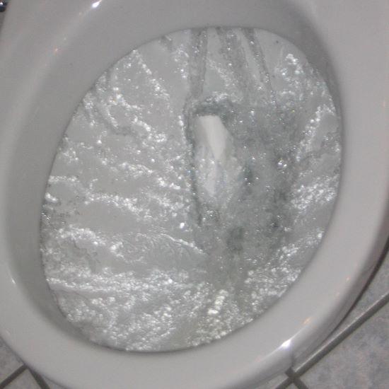 wc spoelt niet door - tarief