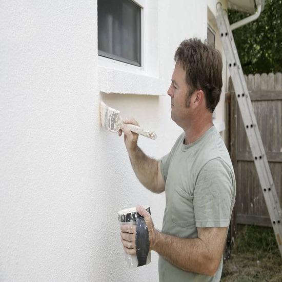 Exterior painting- Guarantee