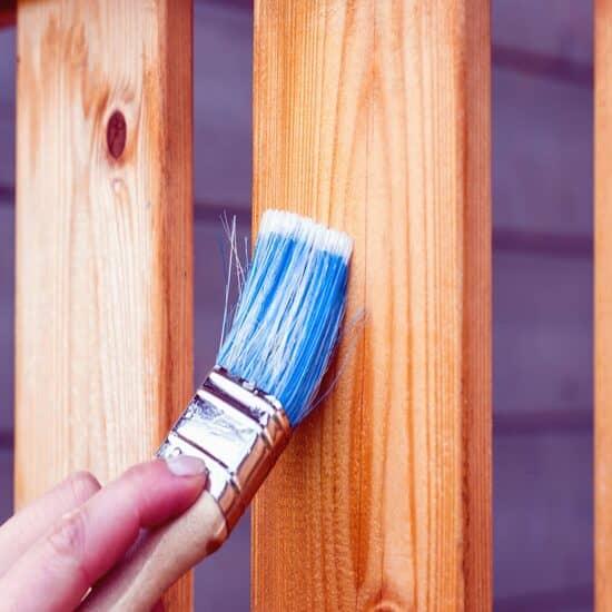 Paint interior woodwork - Guarantee