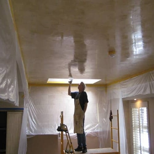 Paint walls / ceiling - Rate