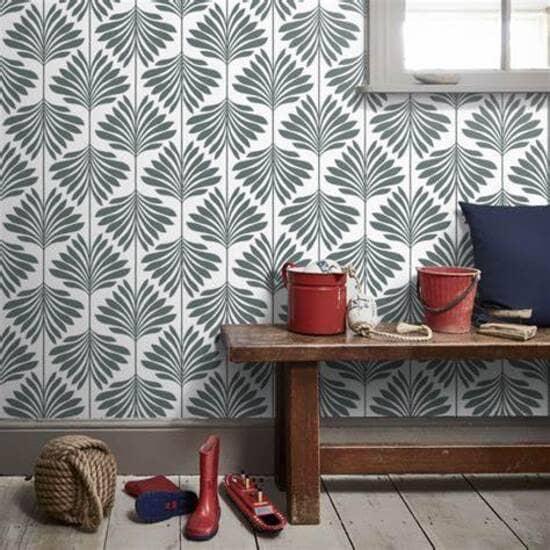 Applying fibre wallpaper - Guarantee