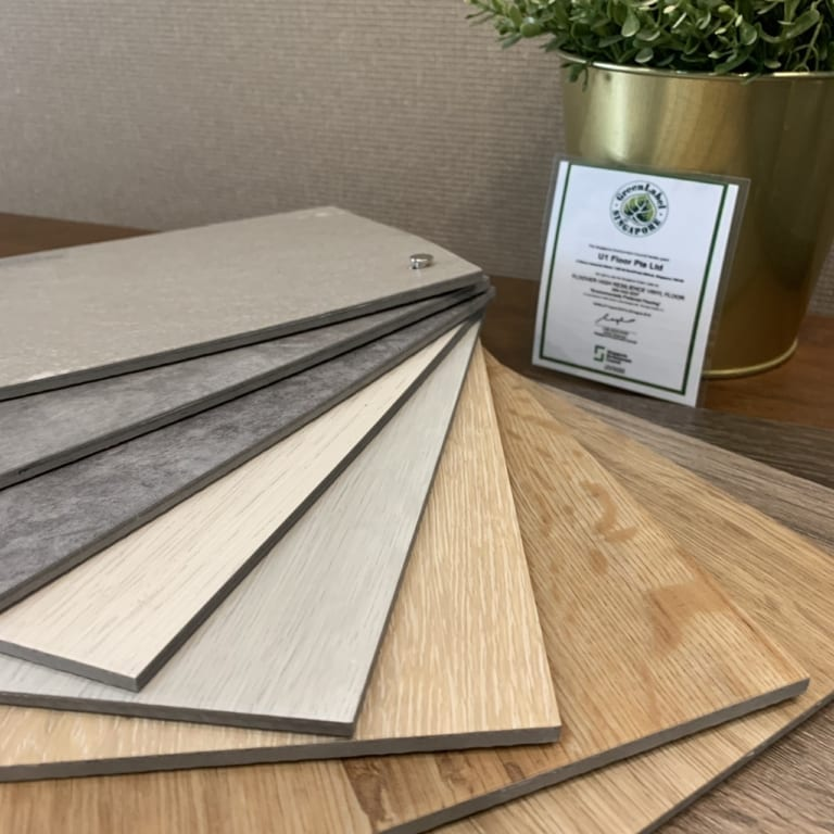 Laying wood flooring - Guarantee