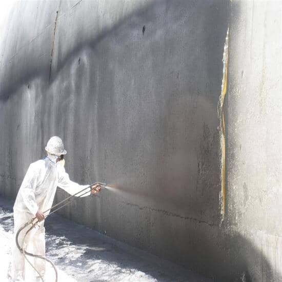 Façade waterproofing - Guarantee