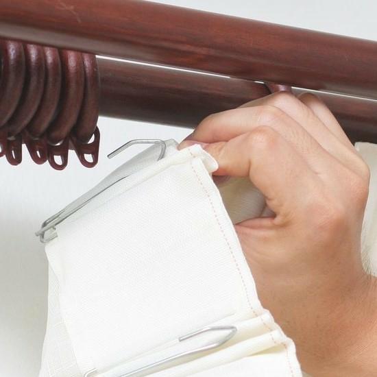 hang curtains guarantee