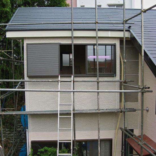 Exterior house painting - Guarantee