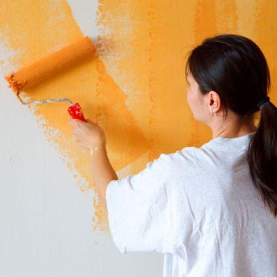 muren schilderen - garantie