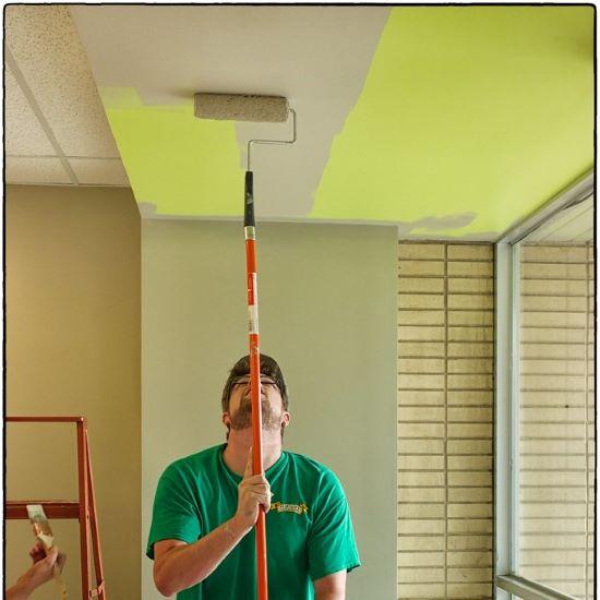 plafond schilderen - tarief
