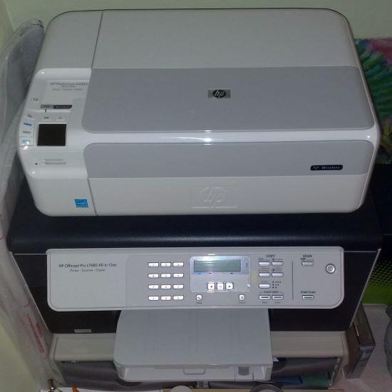 printer installeren - tarief