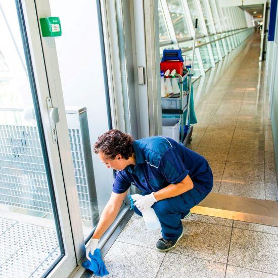 professional cleaner - guarantee